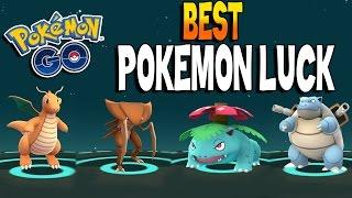 CRAZY LUCK! GREAT RARE POKEMON EVOLVES! Best Pokemon Evolutions in Pokemon GO