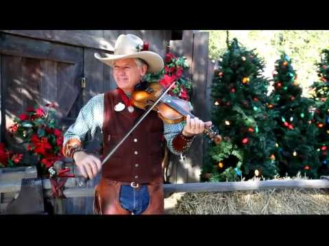 Christmas music Bluegrass style