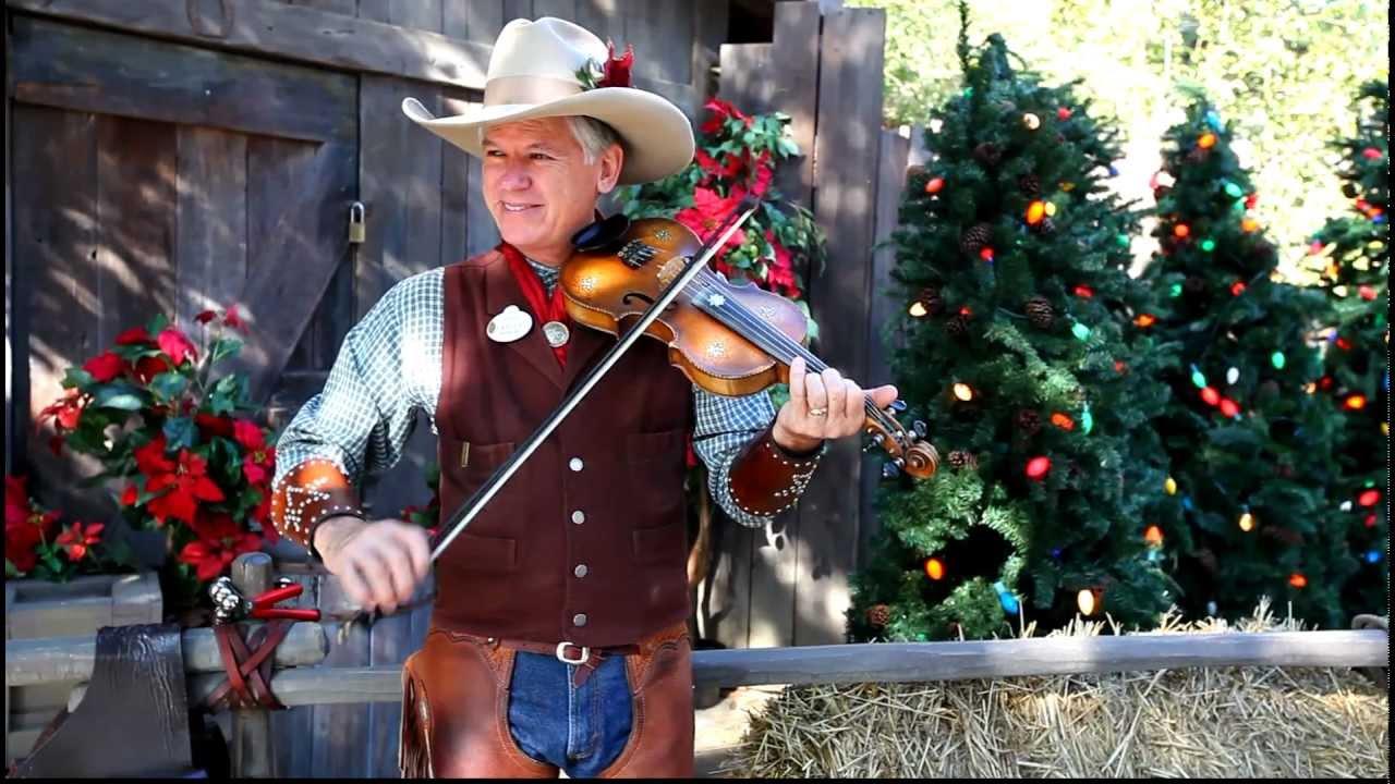 Christmas music Bluegrass style - YouTube