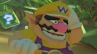 "Mario Kart 8 Deluxe ""Mario Karted"" Fails 5"