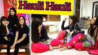 HAULI HAULI | Dance Choreography | De De Pyar De | Ajay Devgn, Tabu, Rakul | Pahal Vikas Bhojwani