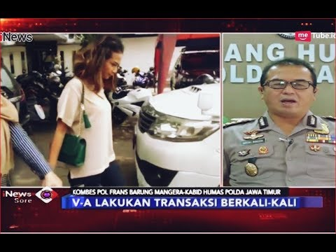 Tepis Isu Dijebak, Polisi Beberkan Vannesa Terima 15 Kali Transaksi Prostitusi - iNews Sore 11/01