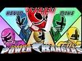Power Rangers Samurai: Rangers Together, Samurai Forever! - Completed Full Episodes