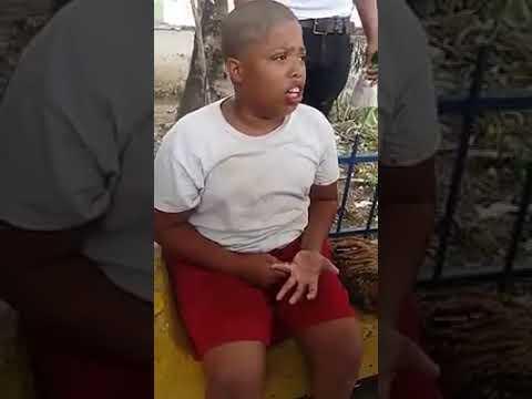 Niño Canta Mejor Que Bavarotty