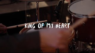 King Of My Heart | Live Drum Cam