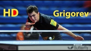 Artur Grigorev - Anton Nikitenko :: League A :: Club Russian Championship(Club Russian Table Tennis Championship 2013-2014. Men's League