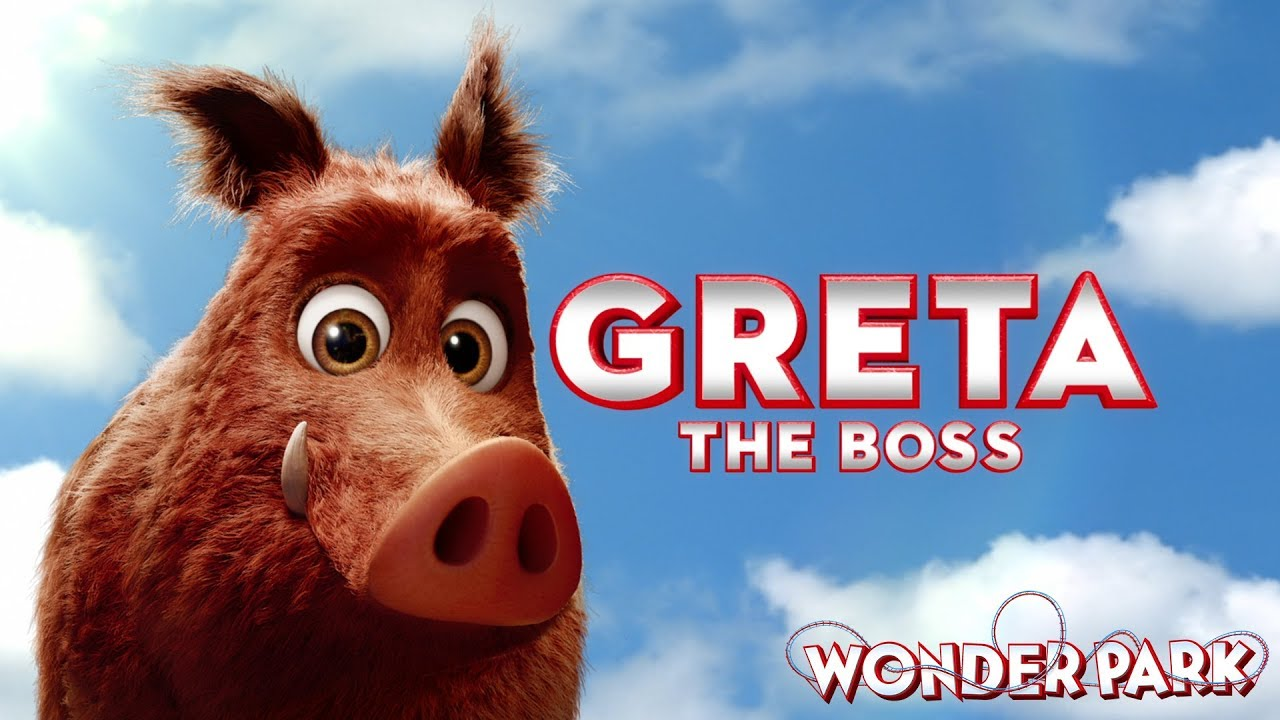 "Wonder Park (2019) - ""Meet Greta!"" - Paramount Pictures"