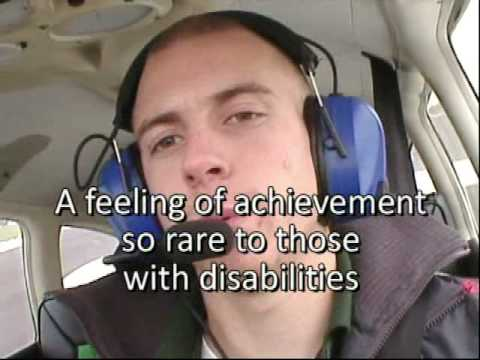 Introducing the British Disabled Flying Association