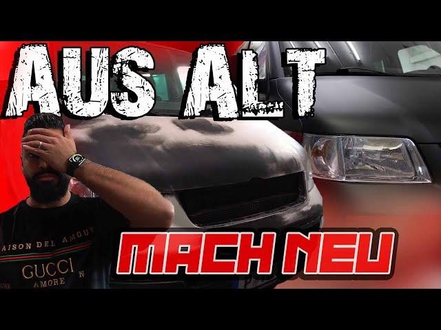 AUS ALT MACH NEU - VW T5