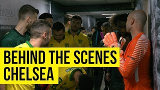 Download Video Behind The Scenes:  Norwich City v Chelsea MP3 3GP MP4