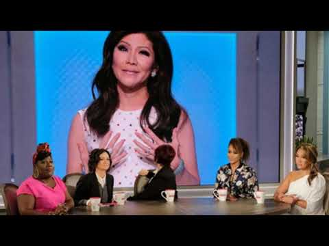 """JULIE CHEN Says """"Goodbye"""" To """"The Talk"""" (AUDIO)"""