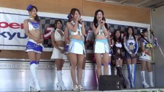 2012年8月25,26日に岡山国際サーキットで行われたスーパー耐久第4戦のギ...