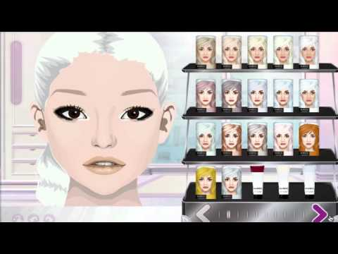 Stardoll Makeup Tutorial - Smokey Eye