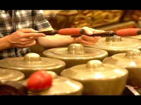 SREPEG 6 PELOG Gaya Surakarta - Playon Lasem Solo - Javanese Gamelan Music [HD]