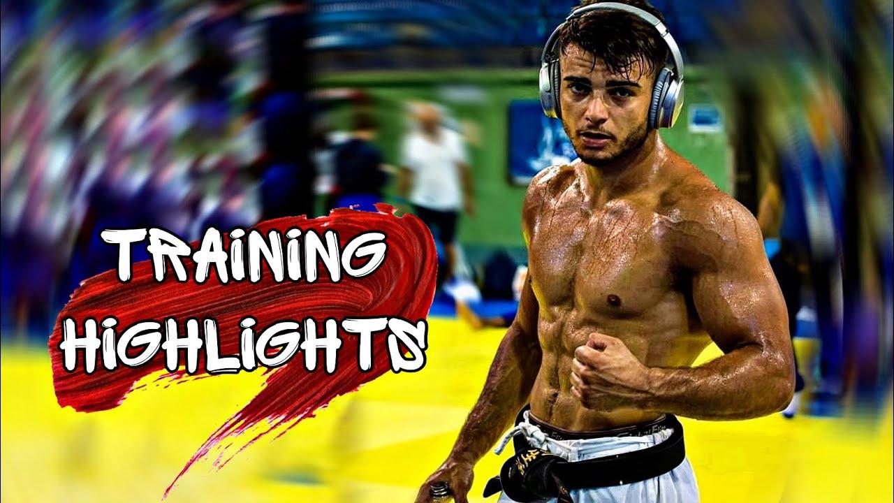 Тренировки ОЛИМПИЙСКОГО ЧЕМПИОНА по ДЗЮДО | Fabio Basile Fantastic Training Highlights |チャンピオントレーニング
