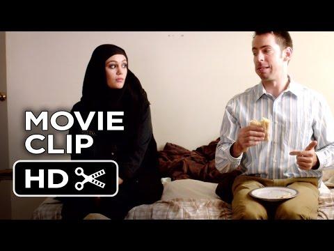 Amira & Sam Movie CLIP - Wrap (2014) - Paul Wesley Romance Movie HD