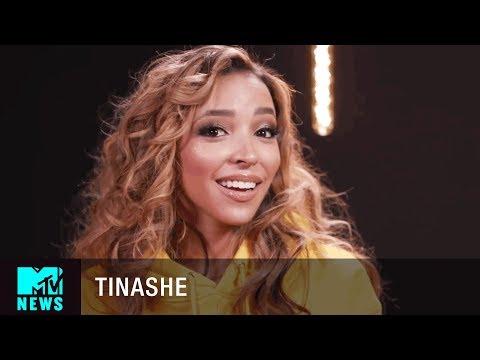 Tinashe on Her 'Joyride' Album, Working w/ Offset of Migos & More! | MTV News