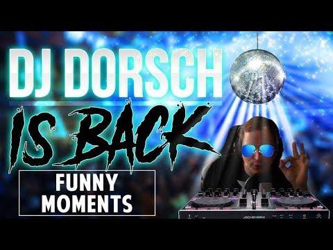 DJ Dorsch is back - LoL Funny Moments