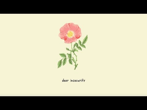 gnash - dear insecurity ft. ben abraham (lyric video)