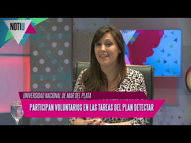NOTI U - Noticiero de la Red Nacional Audiovisual Universitaria - Programa 12 - Bloque 01 (Año 2020)