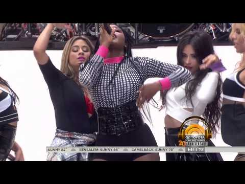 [HD] Fifth Harmony - Like Mariah - TODAY SHOW (Live)
