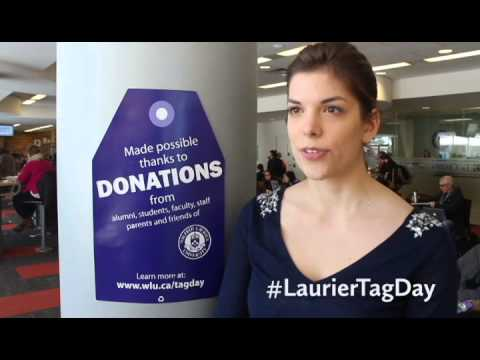 Laura Curk talks Tag Day + Donor Funded Scholarships