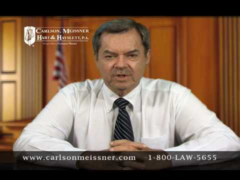 Clearwater Personal Injury Attorneys: What happens in a pres