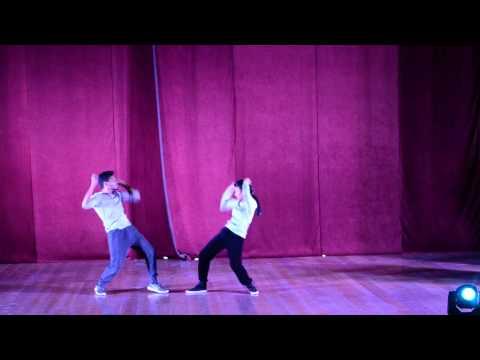 Hip hop dance 2017 | Duet | Bollywood | Choreography