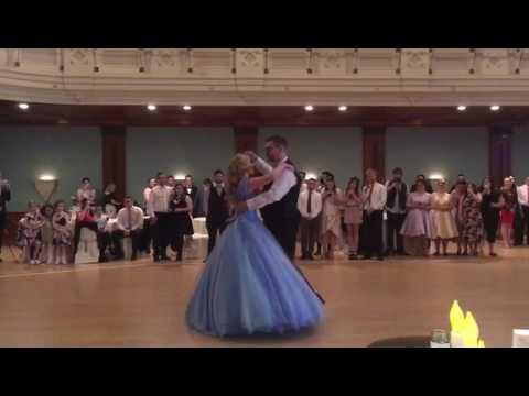 Wedding Dance With Cinderella