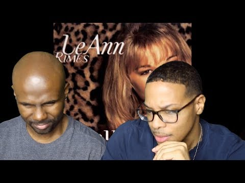 LeAnn Rimes - How Do I Live (REACTION/REVIEW!!!)