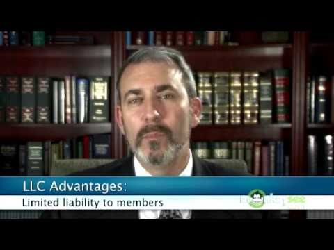 Business Planning -- Advantages And Disadvantages Of LLC's And S Corps