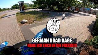 German Road Rage  #9  HAUE ICH EUCH IN DIE FRESSE!!!   [HD+60fps]