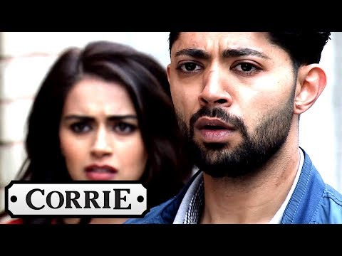 Coronation Street - Zeedan Blames Rana for the Harassers Critical Injuries