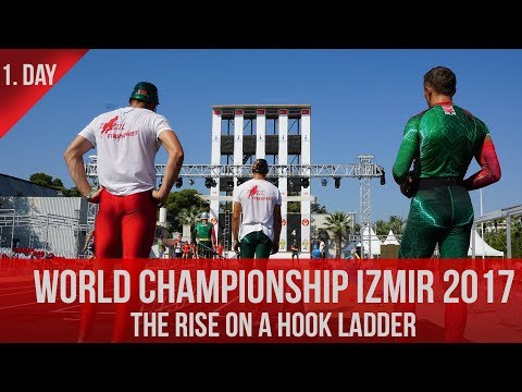 THE RISE ON A HOOK LADDER / CHAMPIONSHIP IZMIR 2017