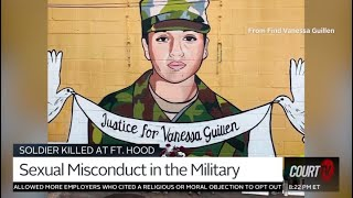 Sexual Misconduct in the Military: Vanessa Guillen's Death Sparks New Investigation