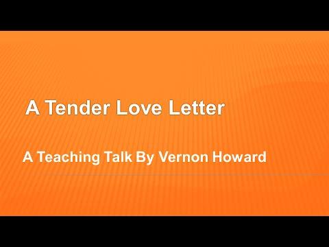 A Tender Love Letter
