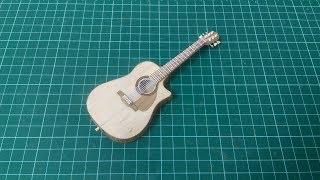 2#How to make the mini guitar