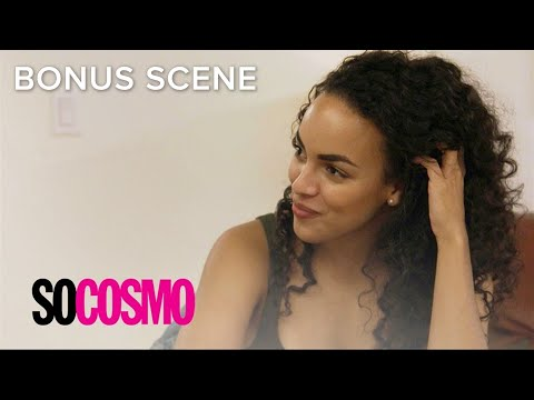 Is Diandra Barnwell Embarrassed to Date Evan?   So Cosmo   E!