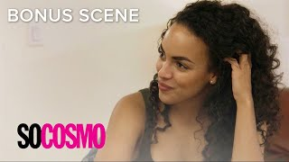 Is Diandra Barnwell Embarrassed to Date Evan? | So Cosmo | E!