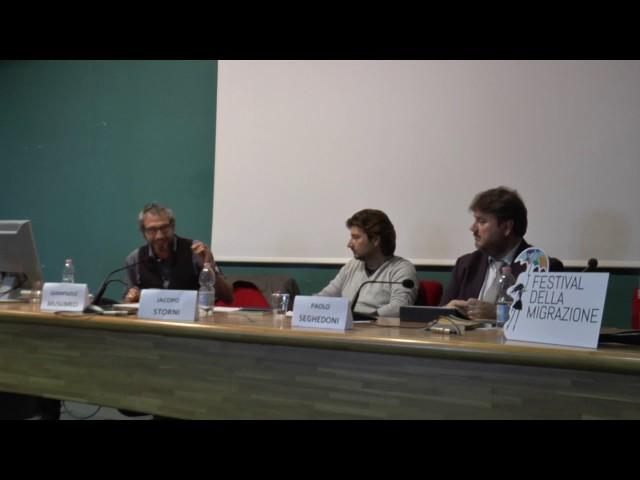 Festival della migrazione 2016 -  intervento Giampaolo Musumeci - seconda parte