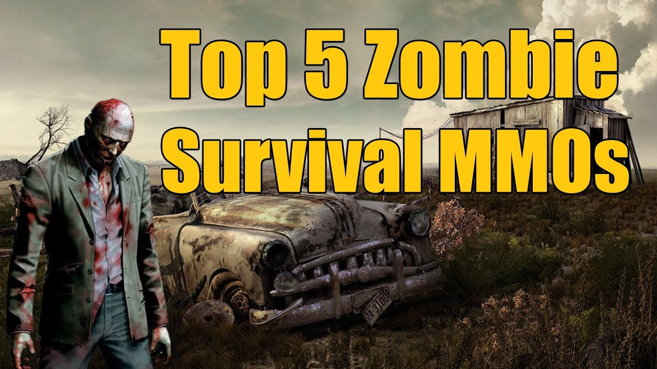 Top 5 Zombie Survival Mmos 2013 Youtube