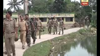 clash at Bhangar, two dead