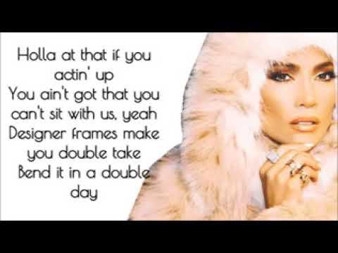 Jennifer Lopez Ft  Cardi B & Dj Khaled Dinero Lyrics+audio(NEW SONG)