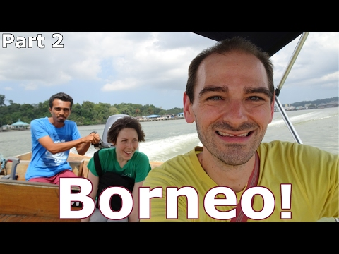 Borneo! | Part 2: Brunei's BSB & Kampong Ayer (Winter of 2016 & '17)