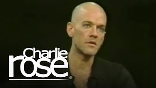 THREE SONGWRITERS: Michael Stipe / Lou Reed / Robbie Robertson | Charlie Rose