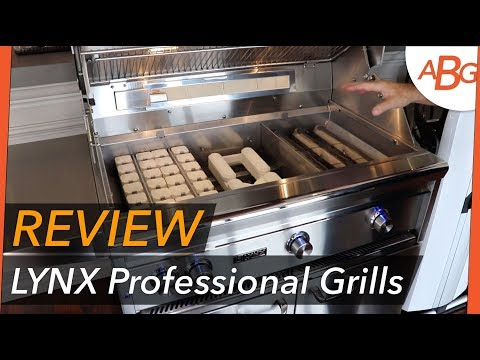 NEW MODEL UPDATE: Lynx Outdoor Grill Review - Ceramic Burners and Trident Infrared Searing Station