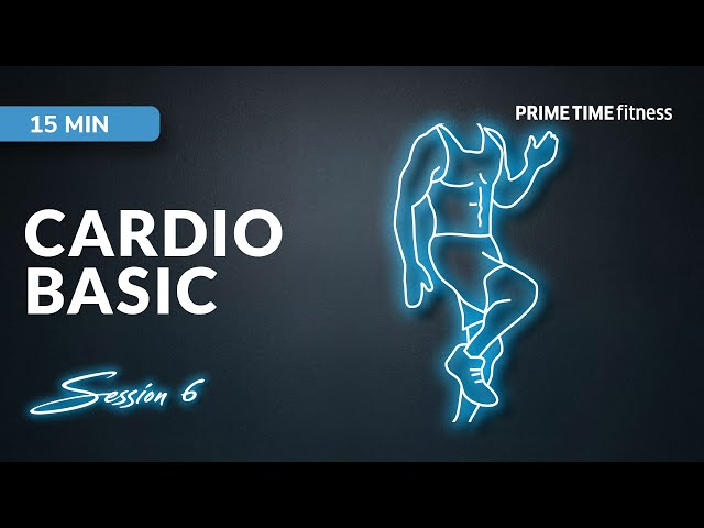 Cardio Basic live Workout Session Vol.6