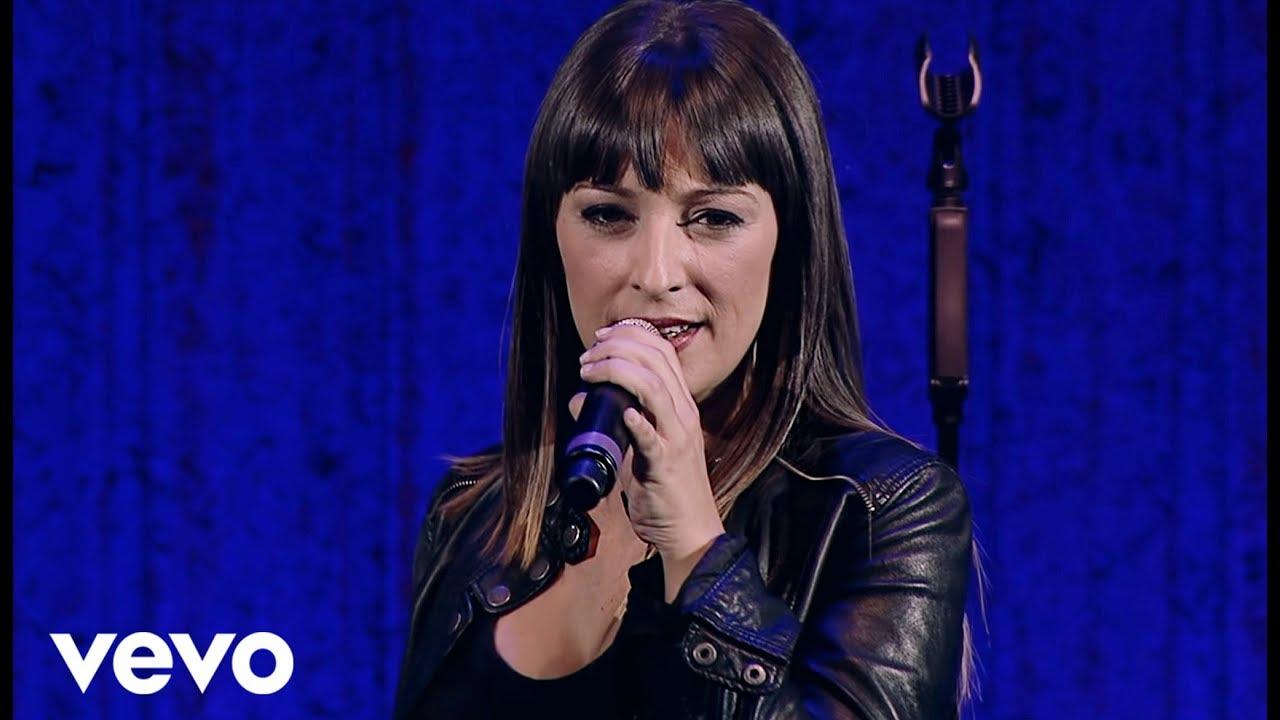 Mara Barros La Cancion De Las Noches Perdidas Directo Youtube