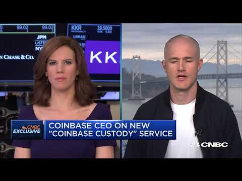 Coinbase CEO Armstrong: Bitcoins is becoming Stock Market 2.0