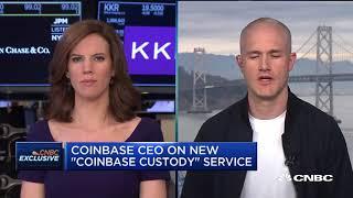 Coinbase CEO Armstrong: Bitcoins is becoming Stock Market 2.0